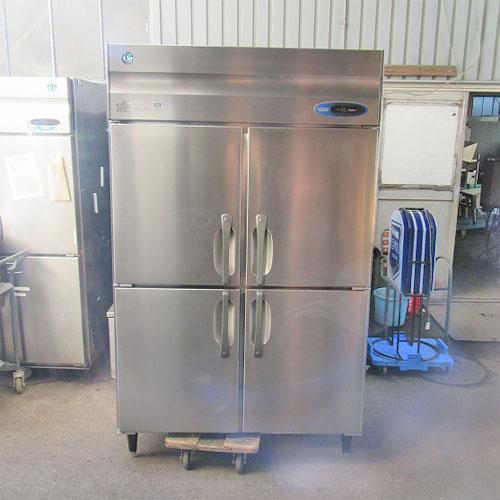 【中古】4ドア冷凍庫 ホシザキ HF-120Z3 幅1190×奥行800×高さ1920 三相200V  【業務用】:厨房器具と店舗用品のTENPOS
