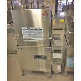 【中古】食器洗浄機 ドアタイプ サンヨー DW-DR54UG 幅890×奥行720×高さ1430 LPG(プロパンガス) 三洋電機 SANYO【業務用】【送料無料】