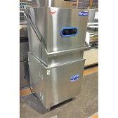 【中古】食器洗浄機 マルゼン MDDTB6E 幅640×奥行670×高さ1430 三相200V 60Hz専用 【送料無料】【業務用】