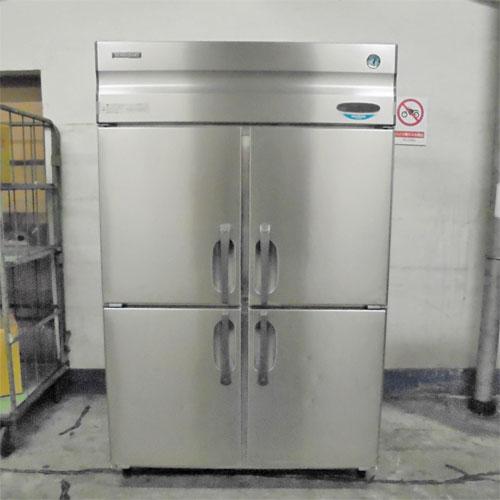 【中古】4ドア 冷凍庫 ホシザキ HF-120EXT3 幅1200×奥行655×高さ1800 三相200V  【送料別途見積】【業務用】:厨房器具と店舗用品のTENPOS