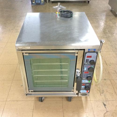 【中古】スチームコンベクションオーブン XV-203 幅620×奥行700×高さ630 三相200V  【業務用】:厨房器具と店舗用品のTENPOS