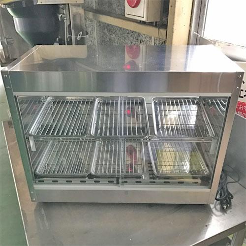 【中古】ホットショーケース テンポスオリジナル TBHS-600S 幅600×奥行300×高さ460  【送料別途見積】【業務用】:厨房器具と店舗用品のTENPOS