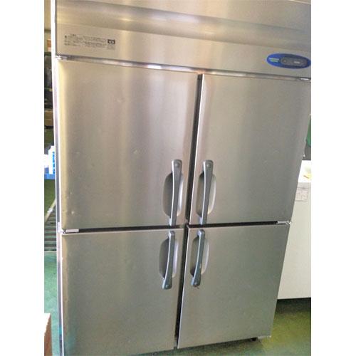 【中古】4ドア冷凍庫 ホシザキ HF-120Z3 幅1200×奥行800×高さ1900 三相200V  【業務用】:厨房器具と店舗用品のTENPOS
