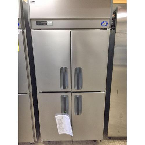 【中古】縦型冷蔵庫センターフリー パナソニック SRR-K961S 幅900×奥行650×高さ1950  【送料別途見積】【業務用】:厨房器具と店舗用品のTENPOS