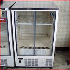 【送料無料】【中古】【業務用】 冷蔵ショーケース SSB63CL-1 幅630×奥行550×高さ1050 単相100V