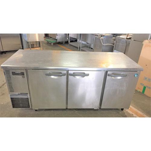 【中古】冷蔵コールドテーブル ホシザキ RT-180SDE 幅1800×奥行750×高さ800  【業務用】:厨房器具と店舗用品のTENPOS