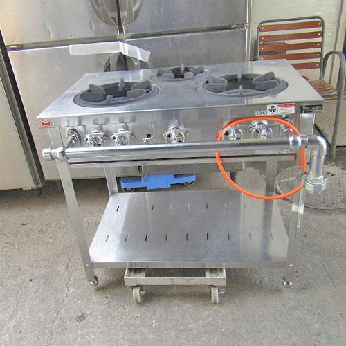 【中古】ガステーブル マルゼン MGT096CS 幅900×奥行600×高さ800 都市ガス 【業務用】:厨房器具と店舗用品のTENPOS