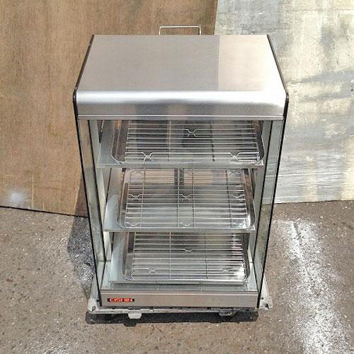 【中古】常温ショーケース エイシン BESA-430 幅430×奥行380×高さ630  【業務用】:厨房器具と店舗用品のTENPOS