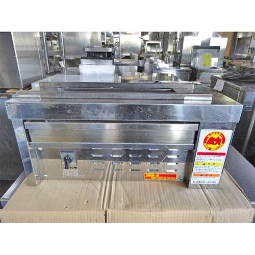 【中古】ヒゴグリラー ヒゴグリラー TAN-4 幅630×奥行310×高さ290  【送料別途見積】【業務用】:厨房器具と店舗用品のTENPOS