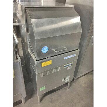【中古】食器洗浄機(リターン) 日本洗浄機器 SD64EA6 幅600×奥行600×高さ1330 三相200V 50Hz専用 【送料別途見積】【業務用】