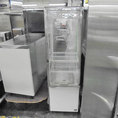 【中古】4面ガラス 冷蔵ショーケース パナソニック SSR-DX170N 幅435×奥行455×高さ1430  【送料別途見積】【業務用】:厨房器具と店舗用品のTENPOS