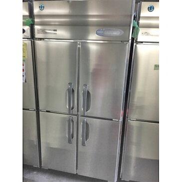 【中古】縦型冷凍庫 ホシザキ HF-90Z 幅900×奥行800×高さ1890 【送料別途見積】【業務用】