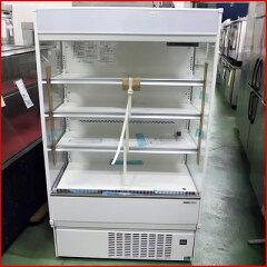 【送料別】【中古】【業務用】 冷蔵ショーケース SAR-350H 幅900×奥行600×高さ1500 単相100V