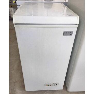 【中古】冷凍ストッカー エレクトロテックス ECB-65 幅424×奥行575×高さ845 【送料無料】【業務用】【小型 冷凍庫】テンポスバスターズ【厨房機器】