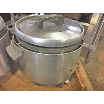 【中古】ガス炊飯器 パロマ PR-360SSF 幅455×奥行381×高さ372 都市ガス 【送料無料】【業務用】