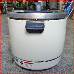 【送料別】【中古】【業務用】 ガス炊飯器 2升炊 PR-403SF 幅412×奥行337×高さ367  都市ガス