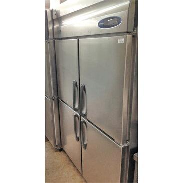 【中古】縦型冷凍冷蔵庫 ホシザキ HR-120Z3 幅1200×奥行800×高さ1900 三相200V 【送料別途見積】【業務用】