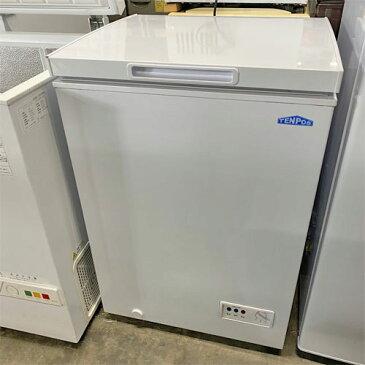 【中古】冷凍ストッカー テンポスオリジナル TBCF-98-RH 幅574×奥行564×高さ845 【送料別途見積】【業務用】