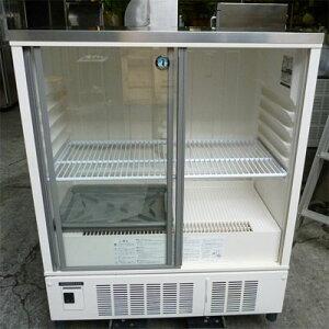 2012/07/30-R【送料無料】【中古】【業務用】 冷蔵ショーケース SSB-85CTL1 幅850×奥行450×高...