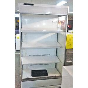 2012/07/19-R【送料別】【中古】【業務用】 冷蔵オープン多段ショーケース MCU-33GKPOR 幅900×...