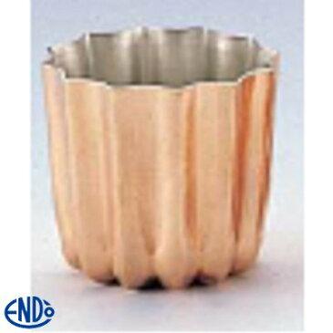 銅カヌレ型 大/業務用/新品/小物送料対象商品
