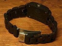 トノーII型腕時計(ダークサンダルウッド)