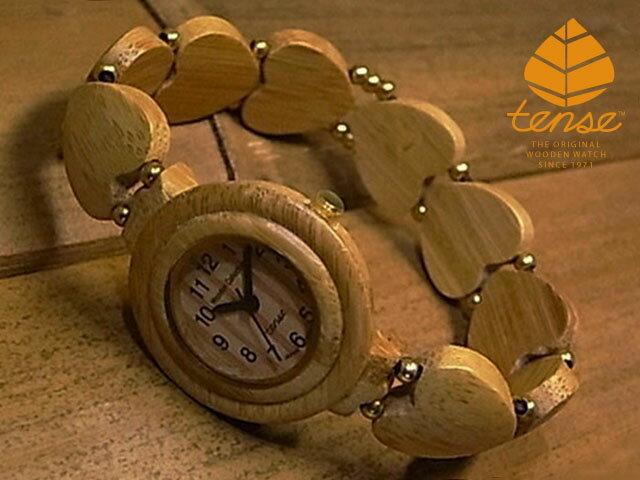 バンブーモデル No. B5竹製腕時計(bamboo)1971年創業のカナダ木工専門技を結集し、匠が創り上げたTENSE木製腕時計(バンブーウォッチ)。テンス社日本総輸入元公式販売サイト。【日本総輸入元のメンテナンス保証付】