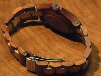 エグゼクティブモデル腕時計(サンダルウッド&メイプルウッド)