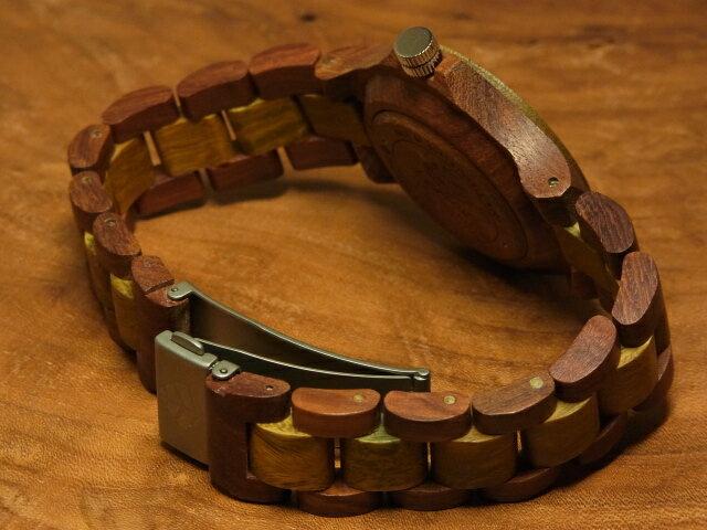テンス【tense】トラディショナルモデル No.217  サンダル & GSウッド使用1971年創業のカナダ木工専門技を結集し、匠が創り上げたTENSE木製腕時計(ウッドウォッチ)。テンス社日本総輸入元公式販売サイト。【日本総輸入元のメンテナンス保証付】