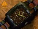 テンス【tense】トノーIIIモデル No.169 ダーク サンダル& サンダルウッド使用1971年創業のカナダ木工専門技を結集し、匠が創り上げたTENSE木製腕時計(ウッドウォッチ)。テンス社日本総輸入元公式販売サイト。【日本総輸入元のメンテナンス保証付】