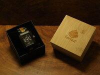 トノーI型腕時計(ダークサンダルウッド&グリーンサンダルウッド)