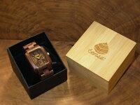 トノーIII型腕時計(サンダルウッド)