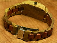 tenseトノーIII型腕時計(グリーンサンダルウッド)