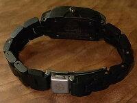 tenseプチトノー型腕時計(ダークサンダルウッド)