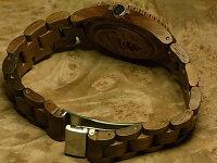 アーバンモデル木製腕時計(ウォルナット)