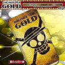 ワンピース グッズ ONE PIECE FILM GOLD 手帳型スマ...