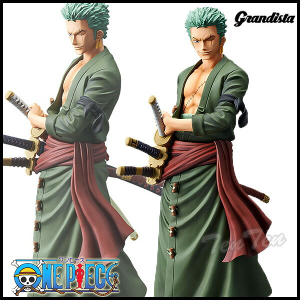 コレクション, フィギュア  Grandista THE GRANDLINE MEN RORONOA ZORO
