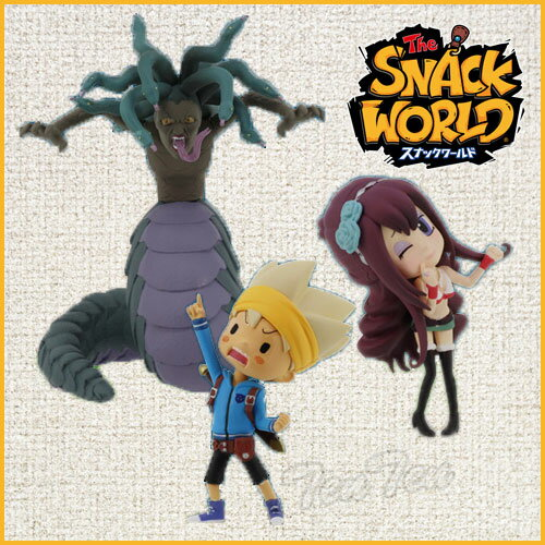 おもちゃ, なりきりアイテム・変身ベルト  3 3 SNACK WORLD