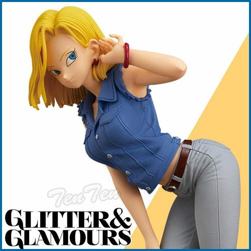 コレクション, フィギュア  18 Z GLITTERGLAMOURS ANDROID NO.18-II 18
