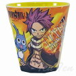 FAIRY TAIL グッズ フェアリーテイル メラミンカップ イエロー 【即納品】 コップ 食器 【コンビニ受取対応商品】