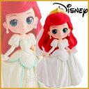 ディズニー フィギュア アリエル 全2種セット Q posket Disney Characters Ariel Dreamy Style 【即納品】 ディズニー映画 グッズ