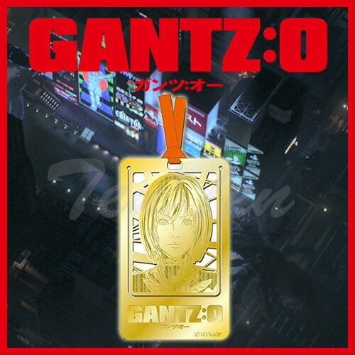 GANTZ:O グッズ メタルアートしおり 山咲杏 【即納品】 映画 ガンツオー画像