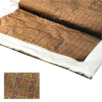 京都議定書 Nishikawa 純淨的國家從 OMI 蠶繭和生絲真wata 被子蠶絲被在取得日本 SL ◆ 辰藝術編織羽毛被褥單長尺寸 150 x 210 釐米