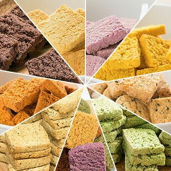 TEN-TWO十二堂『豆乳おからクッキー選べる11+おまけ1袋』