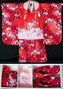 3歳女児お祝い着セット(8)【リサイクルきもの・リサイクル着物・アンティーク着物・中古・着...