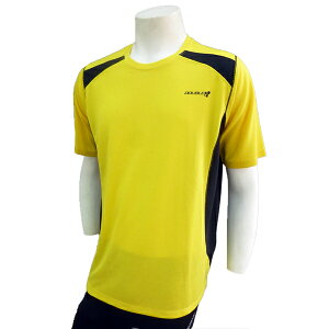 【DOUBLE3(ダブルスリー/ダブル3)】メンズ(Men's)DW-3280ランニングTシャツ/ライトブルー/ライトグリーン/イエロー/ピンク(DW3280)