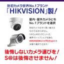 【 ワンケーブル カメラ増設セット 】 12台 屋外用 屋内用 から選択 ケーブル付属 HD-TVI FIXレンズ 赤外線付き バレット型 ドーム型 カメラ 3