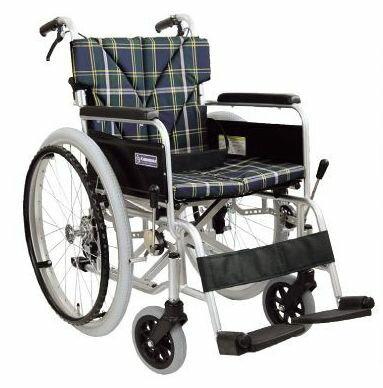 車椅子 車イスアルミ自走式車いすカワムラサイクル BM22-40(38・42)SB-LO(...