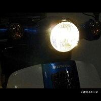 プロテックLBH-H02スーパーカブ110['18〜JA44]用LEDクラシカルヘッドライトkit6000K63005-30