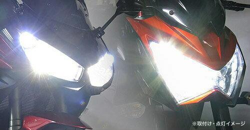 プロテック CBF600S / CBR600RR / Ninja1000 / Ninja650 / Ninja400 / YZF-R25等用 LEDヘッドライ...